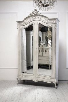 (6 - closet) French armoire.   #uncommongoods #contest