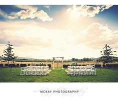 How beautiful is this setting for a wedding ceremony? Picture perfect location at @pialligoestate in Canberra  for Laura & Stefan's wedding last year.  @pialligoestate_weddings  #mckayphotography #pialligoestate #wedding #canberrawedding #pialligoestatewedding #canberraphotographer #weddingceremony