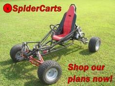 Arachnid Go Kart