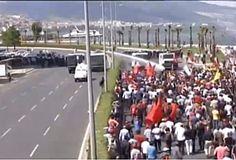 Turchia: incidente in miniera, lacrimogeni contro manifestanti a Soma