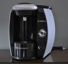 Bosch Timo T45 Single Serve Coffee Maker Tas4511uc 11