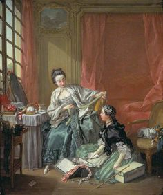 Your Guide To 18th Century Personal Shoppers