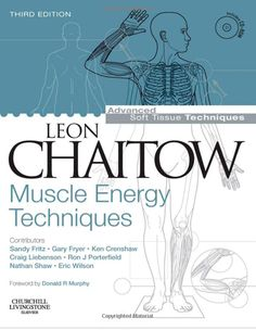 muscle energy technique (met) for the latissimus dorsi, Muscles