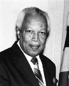 Hugh Shearer 3rd Prime Minister of Jamaica from April 1967 - March 1972.