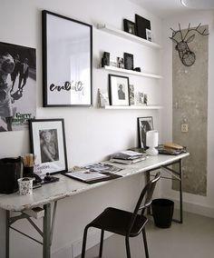 """Virlova Interiorismo: [Decotips] Deja los estantes """"flotantes"""" y reinventa tus paredes de forma LowCost"""