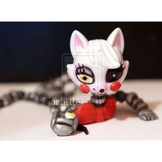 Anyways, here is the last of my FNAF customs, broken Mangle (made from a. Broken Mangle from inspired LPS custom Barbie Dolls Diy, Ooak Dolls, Diy Doll, Little Pet Shop, Little Pets, Fnaf Action Figures, Custom Lps, Best Christmas Toys, Lps Toys