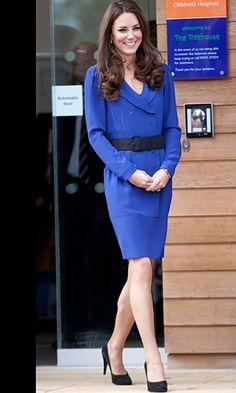 Look of the day | Kate Middleton in Reiss dress at Royal outing | InStyle UK