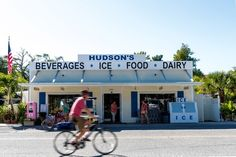 Where to Find Old, Classic Florida |  In Boca Grande, Apalachicola, Sanibel and Anna Maria, you can find beach bungalows, vintage hotels, fresh seafood and local character