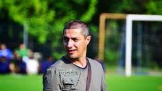 """MAURIZIO RUBERTO, mister a tutto campo:"""" Ecco il calcio che mi piace…"""""""