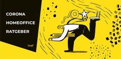 Corona Homeoffice-Ratgeber: Aufgrund der Corona-Pandemie wechseln auch in Deutschland ganze Unternehmen ins Homeoffice. Doch wie geht das eigentlich – und was müssen Arbeitgeber und Arbeitnehmer dabei beachten? Hier erhältst Du praxisnahe und verständliche Antworten. Google Drive, New Market, New Trends, Online Marketing, News, Crowns, Home Based Work, Office Workspace, Business