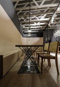 Origo Coffee Shop - Lama Arhitectura