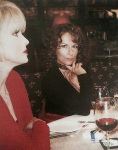 Joanna and Jennifer