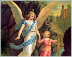 Dharmadhannya: Oração diária ao Anjo Solar ou Anjo da Guarda.