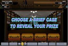 Elije uno de los maletines y llévate tiradas gratis con comodón en la tragamonedas In It to Win It