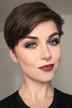 36 Latest Short Hair Trends for the Winter 2017 - 2018 # for . 36 Latest Short Hair Trends for Winter 2017 – 2018 Source by Short Hair Trends, Short Pixie Haircuts, Short Pixie Cuts, Oval Face Hairstyles Short, Oval Haircut, Oval Face Haircuts Short, Oval Face Short Hair, Short Short Hair, Short Pixie Hairstyles
