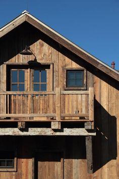 Montana Reclaimed Lumber