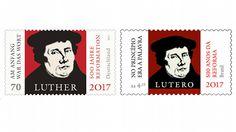 Confeitaria Cristã: Brasil e Alemanha lançam selo conjunto pelos 500 a...