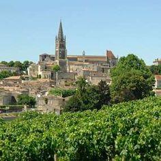 Excursions dans les vignes, Bordeaux