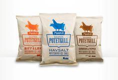 Package Design: Maarud Gaards Potato Chips | MY DESIGN CENTRAL