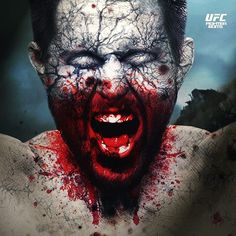 ZOMBIE FIGHTER Carlos Condit : if you love #MMA, you'll love the #UFC & #MixedMartialArts inspired fashion at CageCult: http://cagecult.com/mma