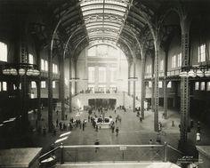 Chicago Union Station Master Plan, 1925  D Burnham