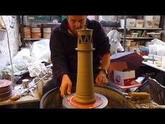 5 South Korean Ceramic And Pottery Master Craftsmen Show Off Their Skills. Astounding... - YouTube