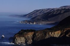 Image detail for -BIG SUR COASTLINE, MONTEREY COUNTY, CA - 2006: The rugged coastline is viewed in this 2006 Big Sur, Monterey County, California, landscape photo. Big Sur Coastline, Monterey County, Turquoise Water, Something Blue, Landscape Photos, California, Spaces, Detail, Outdoor