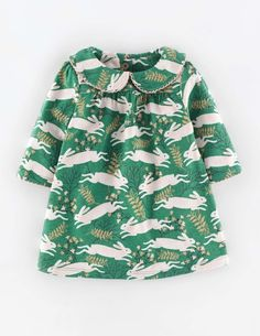 Pretty Collar Jersey Dress 73167 Dresses at Boden