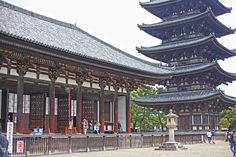 Nara's Kofukuji and Todaiji Temple - Camille Tries To Blog