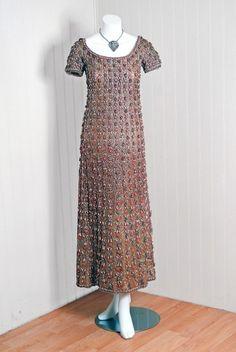 Dress Patou, 1960s Timeless Vixen Vintage