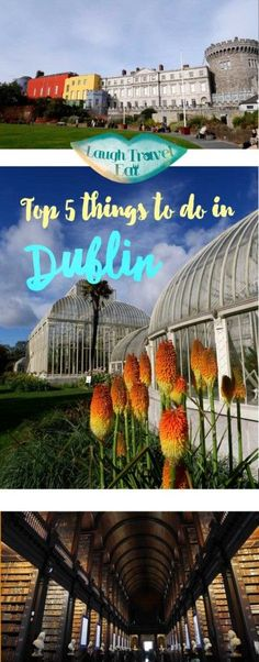 What are the things to do in Dublin if you, like us, aren't interested in the alcohol part of the city, or travelling with those who can't (such as children). Worry not, because apart from the distillery and beer warehouse, there's plenty of things to do in Dublin still. The city is rich in culture, and it's a great place to learn about the Irish history and legacy. Below we have put together our top 5 sights in Dublin