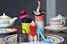 Pret-a-Portea, no hotel The Berkeley, é o chá do mundo fashion. Foto: VisitBritain/Divulgação