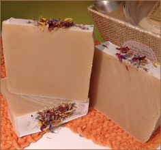Goat Milk Soap Cold Process Recipe | pvsoap.com