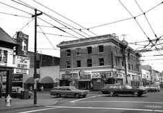 Dizzy Atmosphere. Mission District, San Francisco 1979