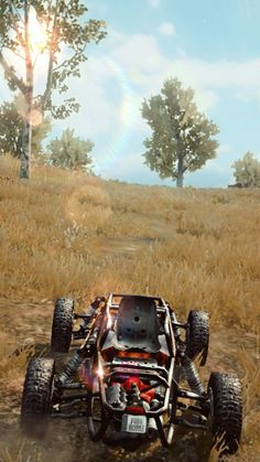 PUBG Mobile Wallpaper – Buggy Spider – Miramar – Best of Wallpapers for Andriod and ios