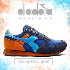 Diadora Heritage Trident S SW suede. Too bad they're so expensive - I like 'em.