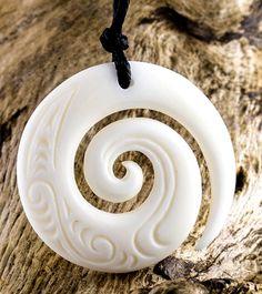 maori people bone carving - Google Search