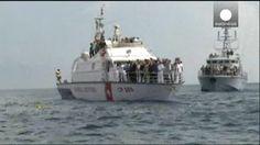 Lampedusa recuerda a los 368 inmigrantes muertos hace un año frente a sus costas