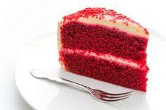 Gezond leven is belangrijk, maar een stukje taart op zijn tijd kan geen kwaad. Maak deze heerlijke red velvet taart en smul!