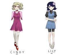 Kindergarten : Cindy And Lily by on DeviantArt Transformers Starscream, Fandom Games, Kindergarten Games, Indie Games, Video Games, Gaming, Lily, Fan Art, Manga