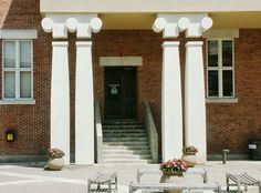 1986 Lawrence Hall Columns [Charles Moore] BIZARRE COLUMNS XXXIX