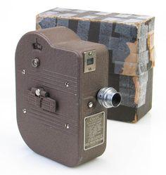 16 mm Movie Camera