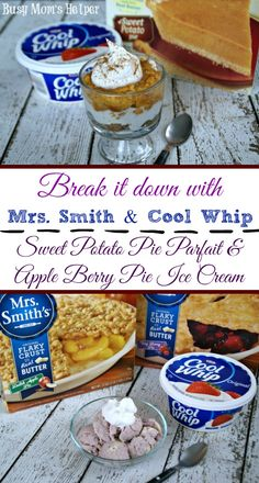 Apple Berry Pie Ice Cream / by Busy Mom's Helper