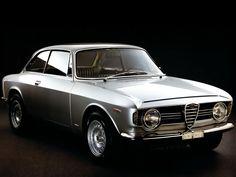1965 Alfa Romeo Giulia Sprint GT Veloce