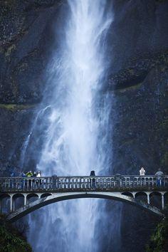 Multnomah Falls, Oregon