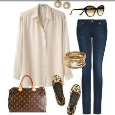 blouse-louis-vuitton-shirt-jeans-boots-autumn-fall-winter - Copy - Copy