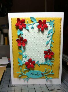 Image result for memory box botanical frame