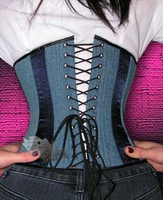 как сделать джинсовый комбинезон из джинс своими руками мастер класс: 21 тыс изображений найдено в Яндекс.Картинках