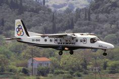 Olympic Aviation Dornier Do-228-201 [Isle of Amorgos]-[SX-BHG]