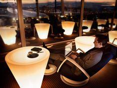 Delta Sky Club : The World's Fanciest Airport Lounges : Condé Nast Traveler